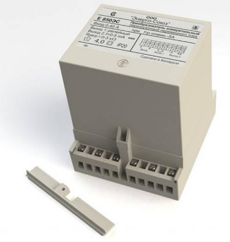 Е 850ЭС Преобразователь измерительный перегрузочный переменного тока, фото 2