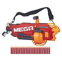 Бластер Nerf  Mega МЕГА Мастодон Hasbro B8086