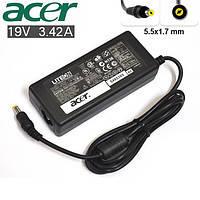 Блок питания для ноутбука Acer 19V 3.42A 65W