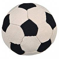 Мяч Trixie Soft Soccer Toy Ball для собак тканевый, 11 см, фото 1