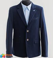 Вельветовый костюм для мальчика Lilus модель 10, цвет синий
