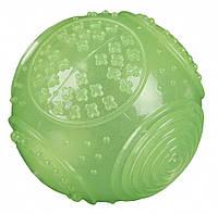 Мяч Trixie Ball для собак резиновый, с пищалкой, 7 см