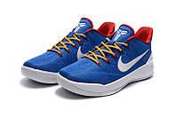 Мужские баскетбольные кроссовки Nike Kobe 12 AD (Blue/White/Red) , фото 1