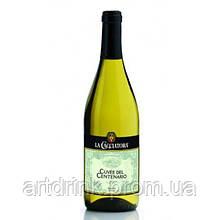 Вино белое сухое тихое BIANCO CUVEE DEL CENTENARIO 0.75л