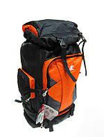 Рюкзак туристический 62*37см Panyanzhe R17690 Orange, фото 1