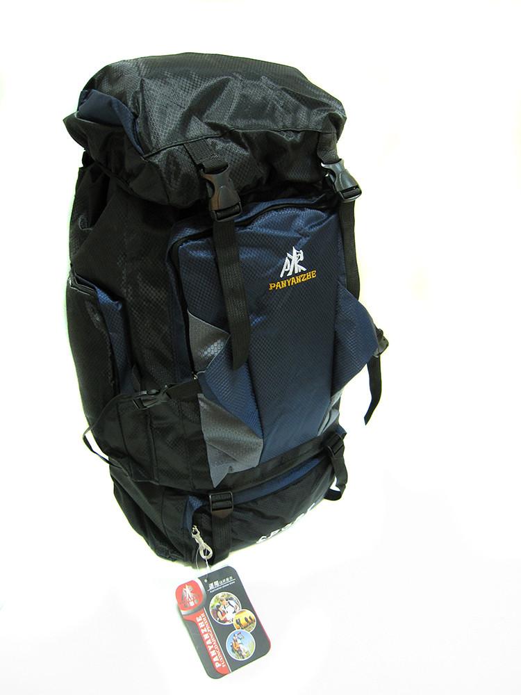 Рюкзак туристический 62*37см Panyanzhe R17690 Blue