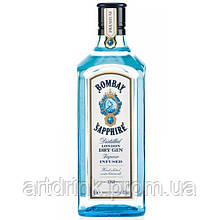 Джин Bombay Sapphire (Бомбей Сапфир) 47% 1 л