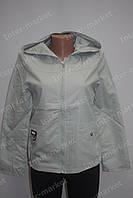 Женская куртка летняя белая
