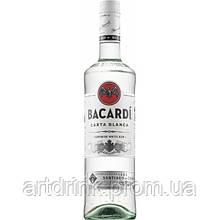 Bacardi Bacardi Carta Blanca Rum 700ml