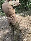 Боевая рубашка койот, олива, хаки, фото 6