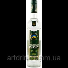 Житомирский ЛГЗ Vodka Prezidentsky standart 700ml