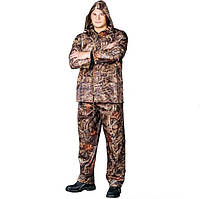 Костюм-дождевик (куртка и брюки),размер-L. Цвет - Камыш.