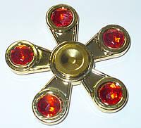 Спиннер (Spinner) Пятиконечный Кристалл в ассортименте