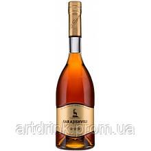АО «Сараджишвили» Sarajishvili Brandy 3 y.o. 0.5L