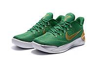 Мужские баскетбольные кроссовки Nike Kobe 12 AD (Green/Gold) , фото 1