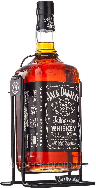 Виски Jack Daniel's (Джек Дэниэлс) 3л