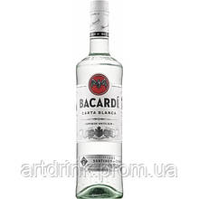 Ром Bacardi Carta Blanca Rum 0.5л