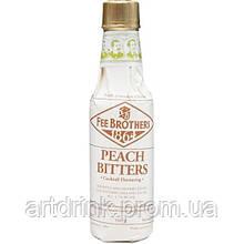 Биттер Fee Brothers Peach / Фи Бразерс Персик 0.15L