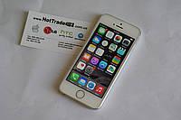 Apple iPhone 5S 16GB White Neverlock Лот№1148