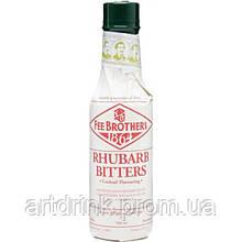 Биттер Fee Brothers Rhubarb / Фи Бразерс Ревень 0.15L