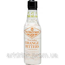 Биттер Fee Brothers West Indian Orange / Фи Бразерс Вест Индийский Апельсин 0.15L