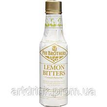 Биттер Fee Brothers Lemon / Фи Бразерс Лимон 0.15L