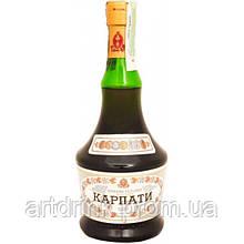 Ужгородский коньячный завод Karpaty brandy 8yo 0.5L