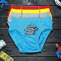 Трусы детские плавки Nicoletta Турция для мальчика | 5 шт.