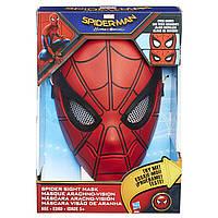 Маска Человека-паука с электронной перчаткой - Spider Sight Mask&Glove, Homecoming, Hasbro, фото 1
