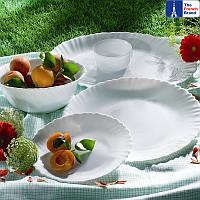 Сервиз Arcopal Feston white из 38 предметов на 6 персон