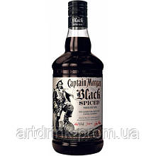 Ром Captain Morgan Black Spiced 0.7л