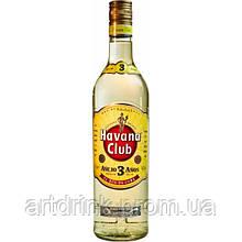 Ром Havana Club Anejo 3 года 0.5л