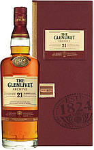 Виски Glenlivet 21 год 0.7L