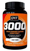 Аминокислоты QNT Amino Acid 3000 100 таб
