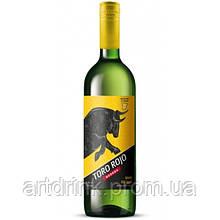 Вино Toro Rojo белое сухое 0.75л