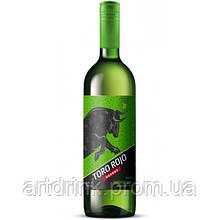 Вино Toro Rojo белое полусладкое 0.75л