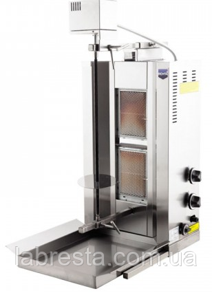 Аппарат для шаурмы газовый на 30 кг Remta D14 LPG