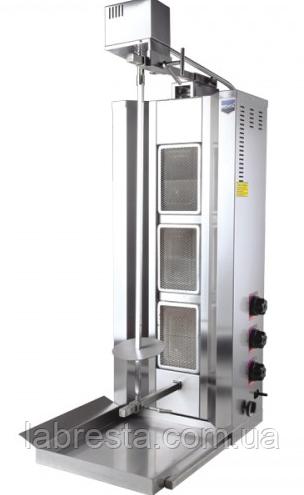 Аппарат для шаурмы газовый на 40 кг Remta D06MZ (D15 LPG)