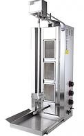 Аппарат для шаурмы газовый на 40 кг Remta D15 LPG
