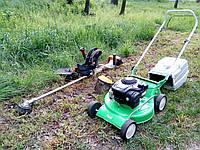 Стрижка травы Покос газона