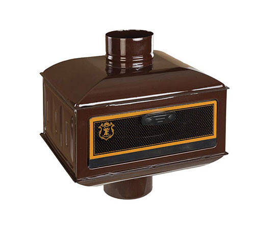 Экономайзер с духовкой EFB-808 Duval ф130 мм , фото 2