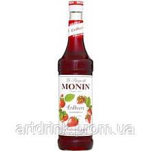 Monin Monin Amaretto Strawberry 1.0L