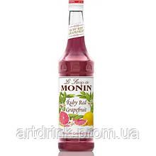 Monin Monin Amaretto Pink Grapefruit 1.0L