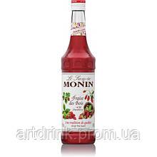 Monin Monin Amaretto Strawberries 1.0L