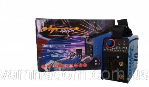 Инверторный сварочный аппарат Луч Профи MINI-291