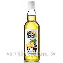 Шафран Элит Pineapple Bar Syrup 0.7L