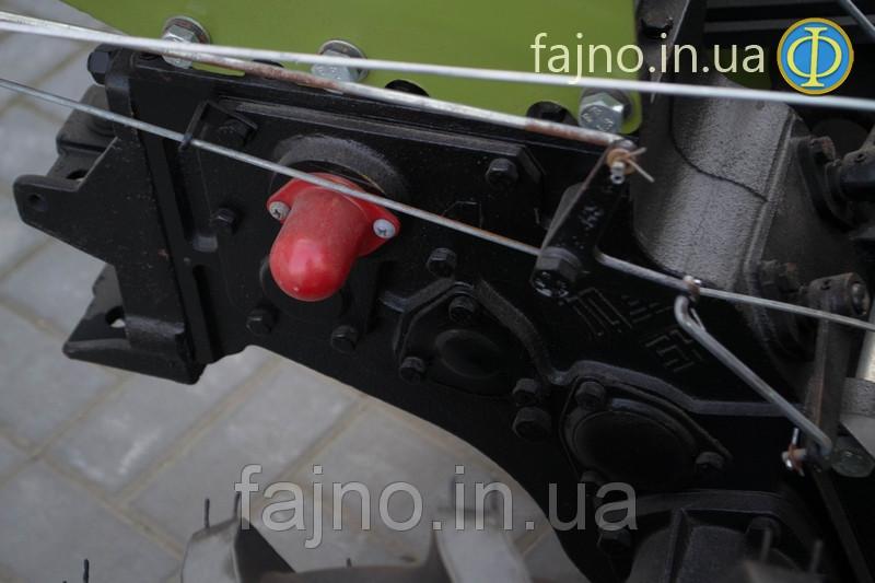 Дизельный мотоблок Кентавр МБ 1012-3