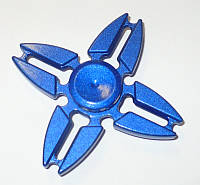 Спиннер (Spinner) метал. Четырехконечный