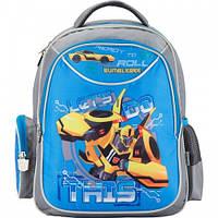 Рюкзак школьный для мальчика Transformers KITE.