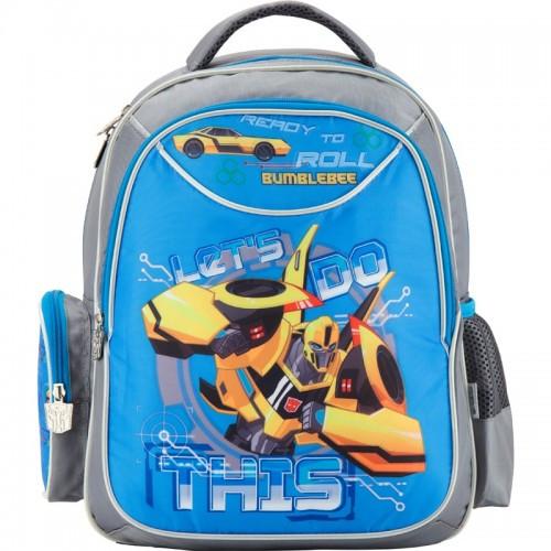 31783d980f77 Рюкзак школьный для мальчика Transformers KITE. - Интернет-магазин рюкзаки  и сумки Авось Ка